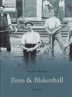 Penn And Blakenhall - Local History Book - Pocket Images (Paperback)