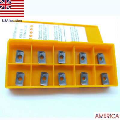 - FREE SHIPPING ! APKT 1604 PDER TiALN COATED  10 pcs NEW