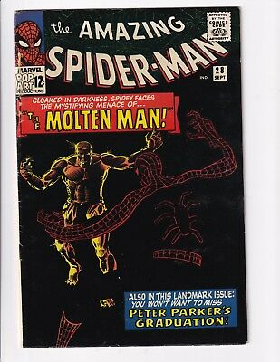 The Amazing Spider-Man #28 (Sep 1965, Marvel)