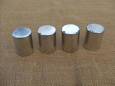 Transformer Cover Shield Can NOS Vintage Qty. 4,1950's Interstage Tube Amplifier