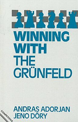 Winning with the Grunfeld (Batsford Chess) by Dory, Jeno Paperback Book The