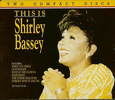 Bassey Shirley - This Is Shirley - Bassey Shirley CD D6VG The Cheap Fast Free