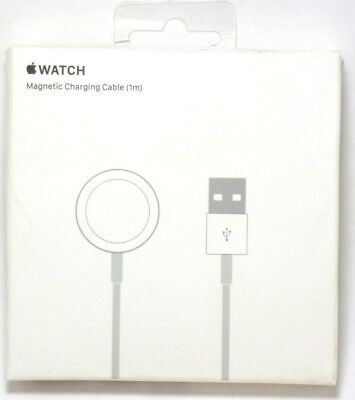 Apple - Apple Watch Magnetic Charging Cable (1 m) - White