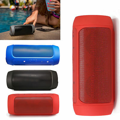Mini Altavoz Bluetooth Portable Radio Tarjeta TF AUX Manos Libres Impermeable