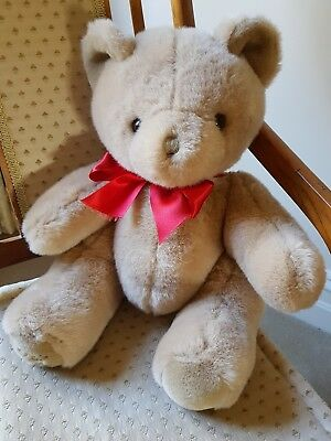 50cm Plush fully jointed bear - B P Bear Barry Plant