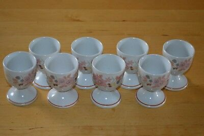 Boots Hedge Rose Egg Cup x 8