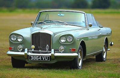 1964 Bentley S3 Continental Chinese Eye DHC