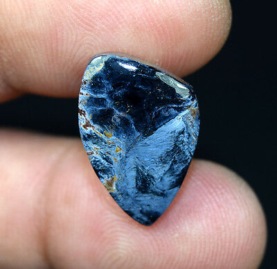 8.90 Cts. 100 % Natural Chatoyant Pietersite Fancy Cabochon Loose Gemstones