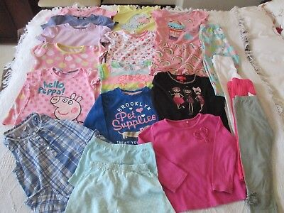 Girls Clothes 2-3 years bundle of 20 pieces