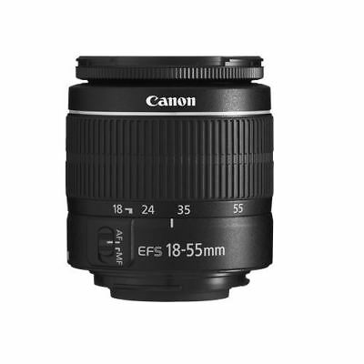Canon EF-S 18-55mm f/3.5-5.6 III Lens (No Packing) XK