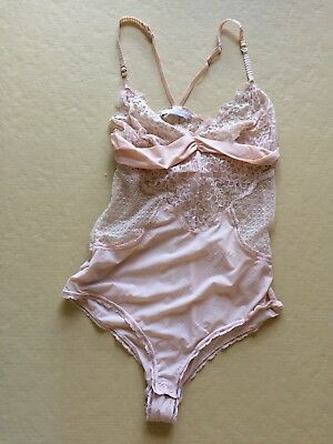 Stella Mc Cartney body / lace one piece / camisole lingerie size L.