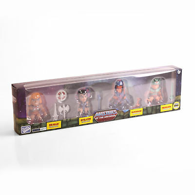 The Loyal Subjects - Masters of the Universe: He-Man SDCC 4-Pack
