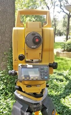 Topcon GPT-3003W Conventional Reflectorless Survey Total Station