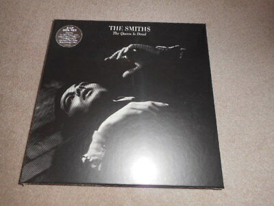 THE SMITHS The Queen Is Dead Deluxe 5 x Vinyl LP Box Set SEALED & MINT 2017
