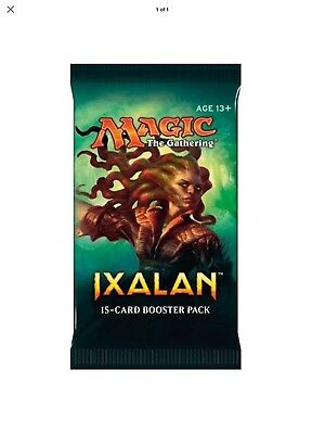 Magic The Gathering MTG Ixalan Trading Card Booster Pack New