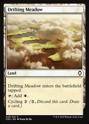 English x4 Wind-Scarred Crag MTG Commander 2017 C M//NM