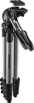 "Manfrotto - 65"" Compact Advanced Tripod for DSLR cameras - Black"