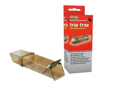 Pest-Stop Systems Trip Trap Humane Mouse Trap (Blister) PRCPSTTB