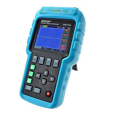 3 In1 Oscilloscope With USB Multifunction Digital Scope Multimeter 50MHZ LCD