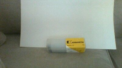 """kisr100sp10t30f Kennametal 1 """"face mil with inserts 1""""dia. shank. Item is new."""