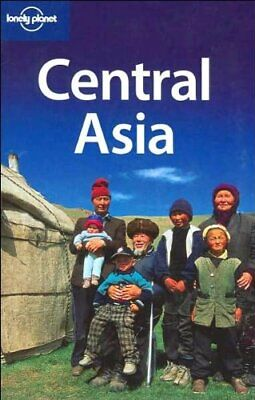 Central Asia (Lonely Planet Multi Country Guides) by Mayhew, Bradley Paperback