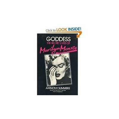Goddess:Marilyn Monroe: Secret Lives of Marilyn... by Summers, Anthony Paperback