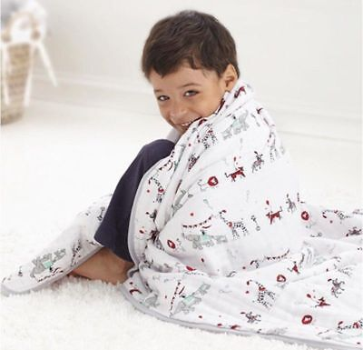 Aden+ Anais Baby Multi-functional Blanket Double Layers for Autumn /Winter