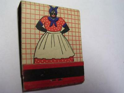 1940's Mammy's Pantry 122 Montague St Ph Main 4-9365 Brooklyn NY FULL Matchbook