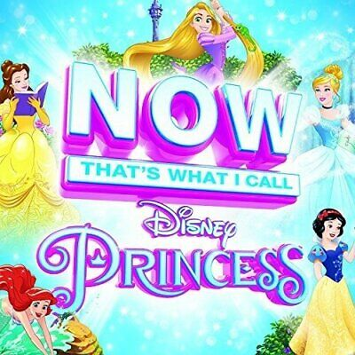 Various Artists - Now That's What I Call Disney Pri... - Various Artists CD 76VG