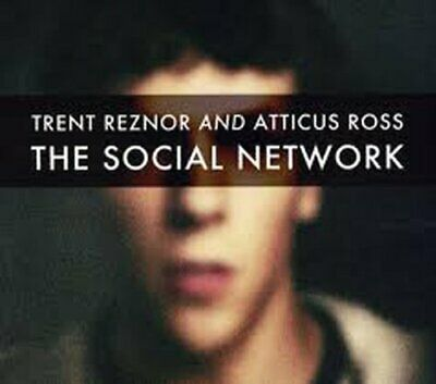 Atticus Ross - The Social Network - Atticus Ross CD 6OVG The Cheap Fast Free The