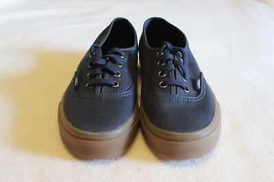 98a81fedf5 VANS AUTHENTIC CA Paisley Charcoal Gray Mens Canvas Shoes 4.5 Womens ...