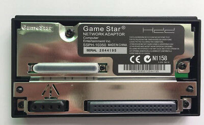 IDE Network Adaptor HDD Adapter Hard Disk for Sony PS2