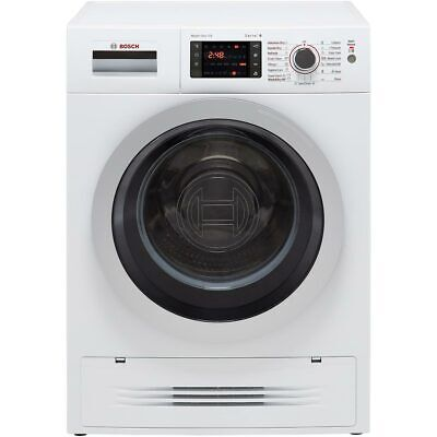 Siemens Wd15h520gb Iq 700 Free Standing 7kg Washer Dryer White New