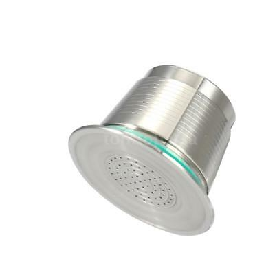 Stainless Steel Reusable Coffee Capsule Cup Buckle Type Nespresso Machine Q8U4