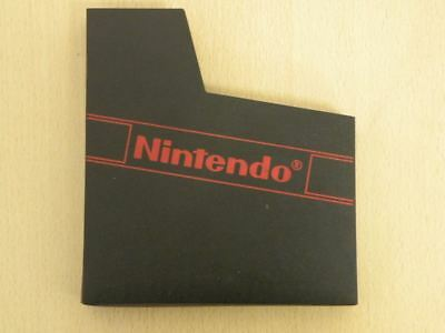 Nintendo NES Plastic Sleeve * 100% ORIGINAL + OFFICIAL * Slip Case ONLY 19101