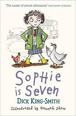 Sophie Is Seven (Sophie Adventures), New, King-Smith, Dick Book