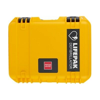 Waterproof Hard Carry Case for Physio-Control Lifepak CR Plus