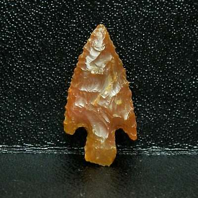 Saharian NEOLITHIC - Flint ARROWHEAD - 25 mm LONG