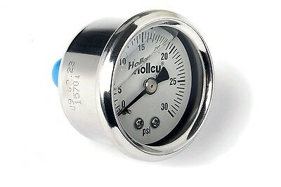 Holley 26-505 Fuel Pressure Gauge