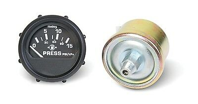 Holley 26-503 Fuel Pressure Gauge