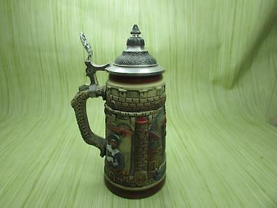 Limited Edition A.J. The Walt Stein No. 1555 / 4000 Hand Painted from Germany