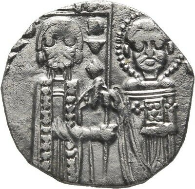 Lanz Italy Venezia Grosso Doge St Marcus Christ Silver ±Bec1301
