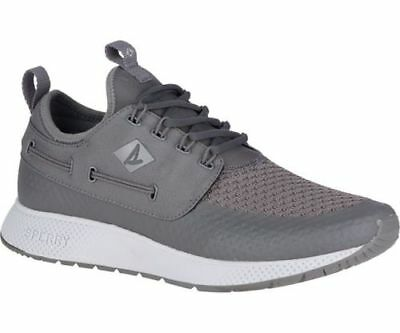 Sperry Top Sider Men's 7 Seas Carbon Charcoal Sneakers $89.95