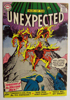 Tales Of The Unexpected #22 - Kirby - Maneely - Baily - Vg/fine 1958!