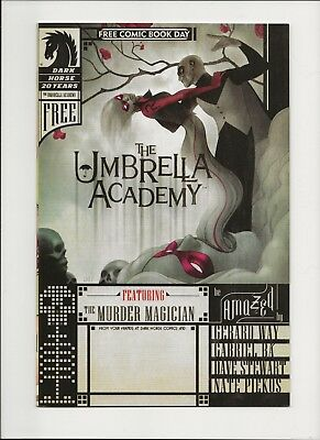 Umbrella Academy FCBD / 1st App / TV
