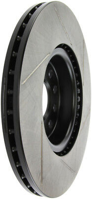 Disc Brake Rotor-Sport Slotted Brake Disc Front Right STOPTECH 126.33098SR