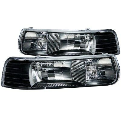 Headlight Assembly Anzo 111155 fits 00-06 Chevrolet Tahoe