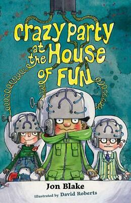 Stinky Finger: Crazy party at the house of fun by Jon Blake (Paperback /