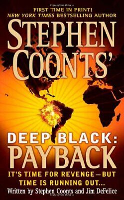 Payback (Stephen Coonts' Deep Black) by DeFelice, James Book The Cheap Fast Free