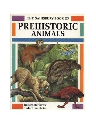 Prehistoric Animals Book The Cheap Fast Free Post